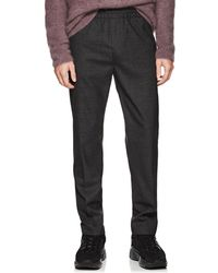 Acne Studios - Ryder Wool Relaxed Trousers - Lyst