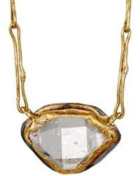 Judy Geib - Marquise Pendant Necklace - Lyst