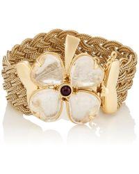 Goossens Paris - Trefle Bracelet - Lyst