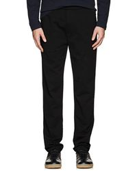 James Perse - Y/osemite Cotton Jersey Joggers - Lyst