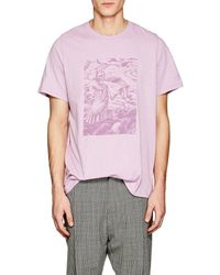 Ovadia And Sons - skeletal Legionnaire Cotton T - Lyst