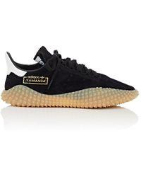 adidas - Kamanda Nubuck Sneakers - Lyst