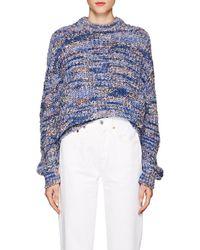 Acne Studios - Zora Oversized Sweater - Lyst