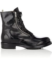 Officine Creative - Leather Lace-up Boots - Lyst