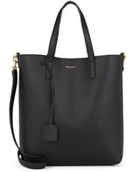Saint Laurent - Toy Leather Shopping Tote Bag - Lyst
