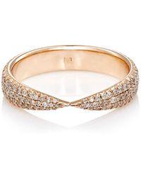 Eva Fehren - Kissing Claw Ring Size 6 - Lyst