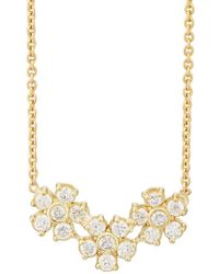 Jennifer Meyer - Diamond Three - Lyst