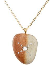 Cvc Stones | Systema Solar Pendant Necklace | Lyst