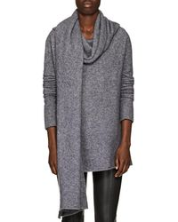 The Row - Merriah Cashmere-blend Scarf - Lyst
