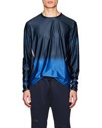 Dyne - Gradient Silk Tech-jersey T-shirt - Lyst