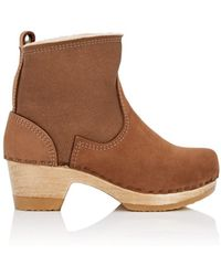 No. 6 - Shearling-lined Ankle Boots - Lyst