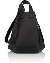 Loewe - Hammock Medium Leather Bag - Lyst
