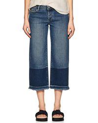 Zadig & Voltaire - Bay Crop Jeans - Lyst