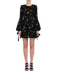 Philosophy Di Lorenzo Serafini - Cherry-print Mini Dress - Lyst