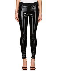 Karen Millen | Faux-leather | Lyst
