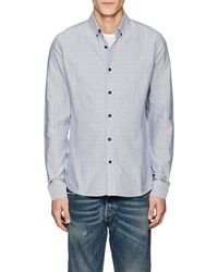 Orlebar Brown - Mercer Cotton Button - Lyst