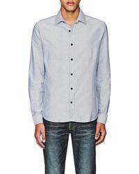 Orlebar Brown - Preston Cotton Shirt - Lyst