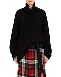 Public School - Serat Rib-knit Wool-blend Jumper - Lyst