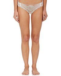La Perla - Lace Frills Brazilian Bikini Briefs - Lyst