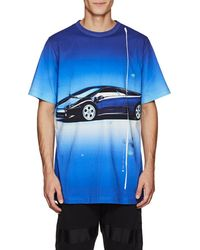 Blood Brother - Droptop Cotton T-shirt - Lyst