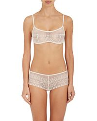 Eres - Eclectic Exclusive Lace Underwire Bra - 00683 - Lyst