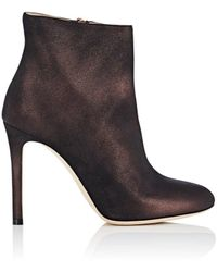 Repetto - Tutu Leather Ankle Boots - Lyst