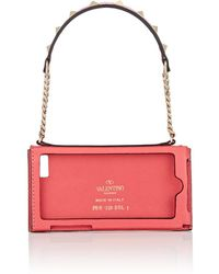Valentino - Rockstud Iphone® 5 Case - Lyst