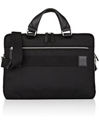 Barneys New York - Combo Briefcase - Lyst