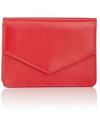 Barneys New York - Envelope Card Case - Lyst