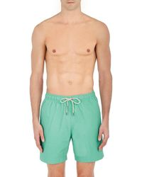 Faherty Brand - Beacon Swim Trunks - Lyst