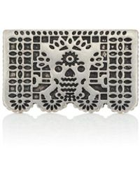 Pamela Love - Day Of The Dead Ring - Lyst