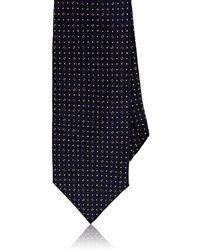 Barneys New York | Neat Silk Foulard Necktie | Lyst