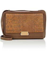 Want Les Essentiels De La Vie - Demiranda Maxi Leather Shoulder Bag - Lyst