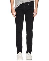 J Brand - Parallax Moto Skinny Jeans - Lyst