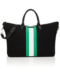 Barneys New York - Canvas Weekender Bag - Lyst
