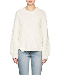 Rhié - Mixed-stitch Merino Wool - Lyst