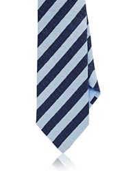 Luciano Barbera - Striped Linen - Lyst