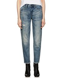 Blank NYC - The Rivington Tapered Jeans - Lyst