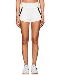 Heroine Sport - Velour Shorts - Lyst