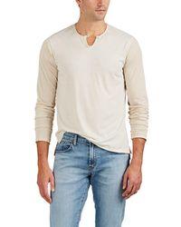 Zadig & Voltaire - Monastick Colorblocked Jersey T-shirt - Lyst