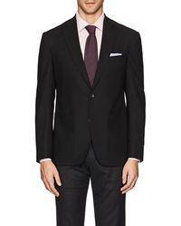 Barneys New York - Brad Wool Hopsack Two-button Sportcoat - Lyst
