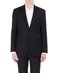 Piattelli - Wool Twill Two - Lyst
