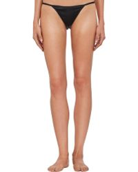 Curriculum Vitae - Black Widow Bikini Brief - Lyst