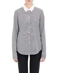 Band of Outsiders - Gingham Shirt - Lyst