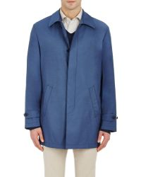 Enrico Mandelli - Car Coat - Lyst