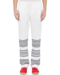 lemlem Beach Trousers - White