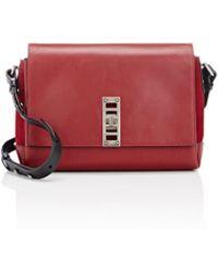 Proenza Schouler Ps Elliot Crossbody Bag - Red