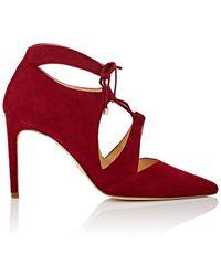 Chelsea Paris - Kani Suede Ankle Boots - Lyst