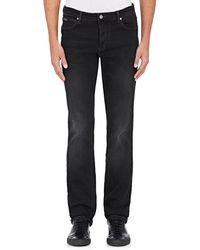 Zadig & Voltaire - Strokes Stretch-cotton Jeans - Lyst