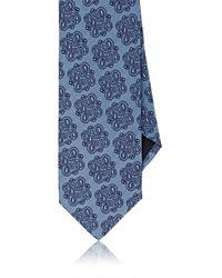 Massimo Bizzocchi - Paisley Silk Necktie - Lyst